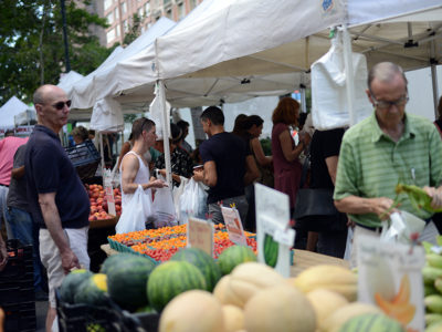 Late Summer Farmer's Market Favorites