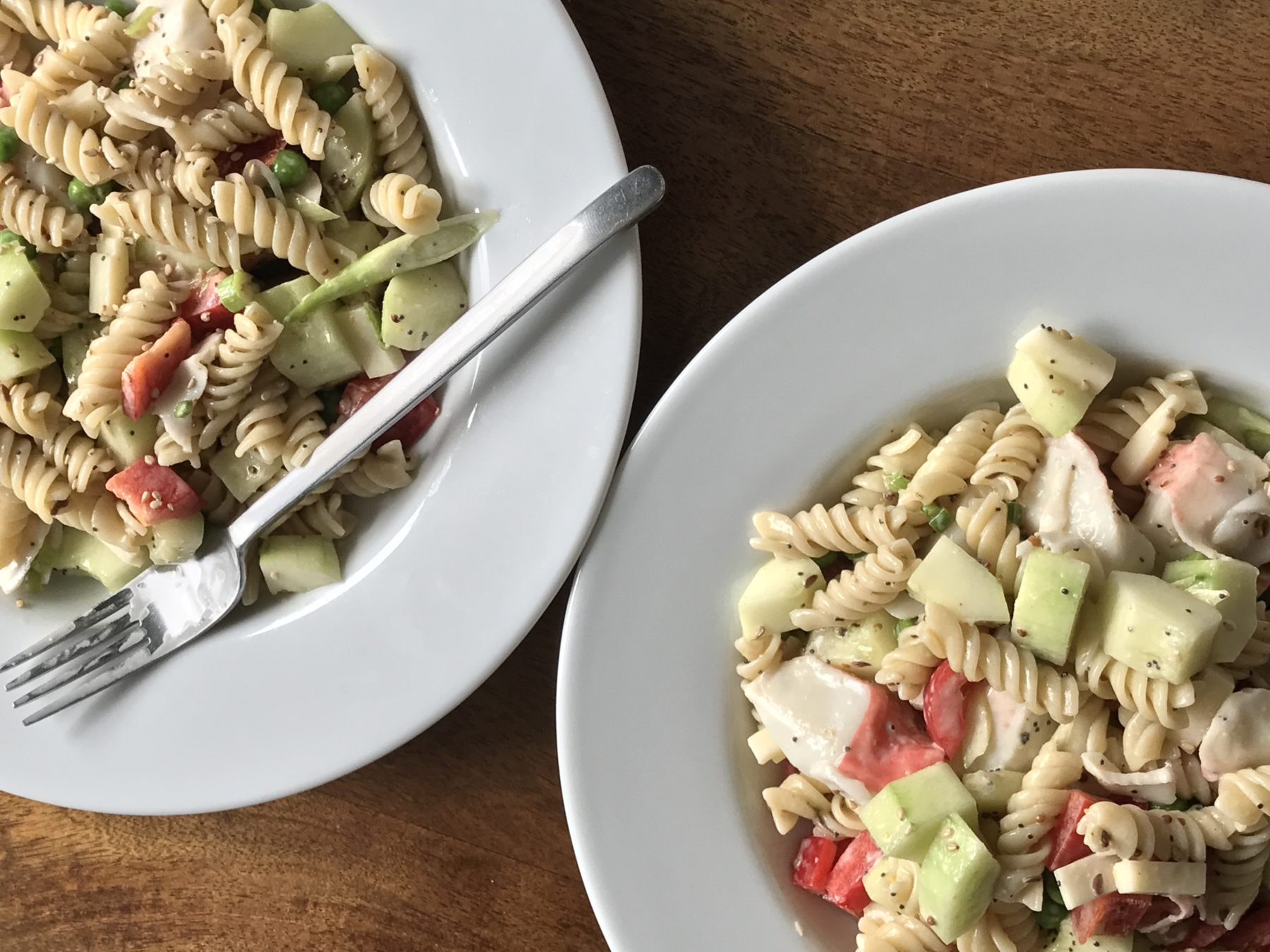 lobster pasta salad