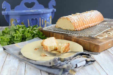 toscakake almond cake